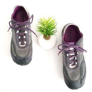 Merrell Pace Glove Dark Shadow Minimalist Shoes